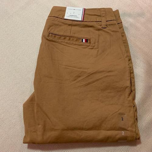 Pantalones De Mujer Tommy Hilfiger Talla 2 100 Originales Mercado Libre