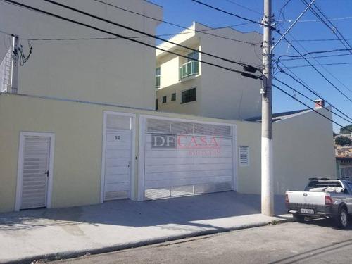 Sobrado À Venda, 60 M² Por R$ 300.000,00 - Vila Paranaguá - São Paulo/sp - So3332