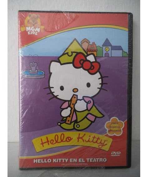 Hello Kitty En El Teatro Dvd