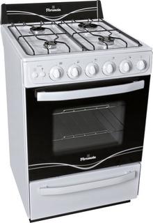 Cocina Bigas 5536f 4 Hornallas 56cm Florencia
