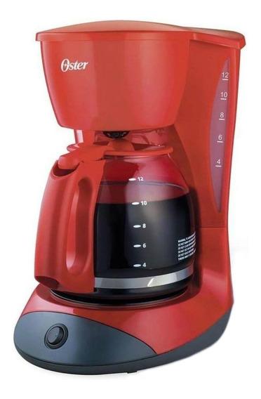 Cafetera Oster BVSTDCDW12 Roja 110V