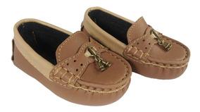 Mocassim Infantil Sapato Social Masculino Criança