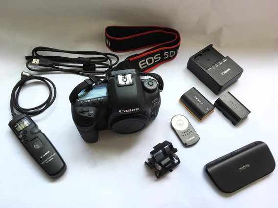 Câmera Canon 5d Mk Iv Usada, Novíssima!