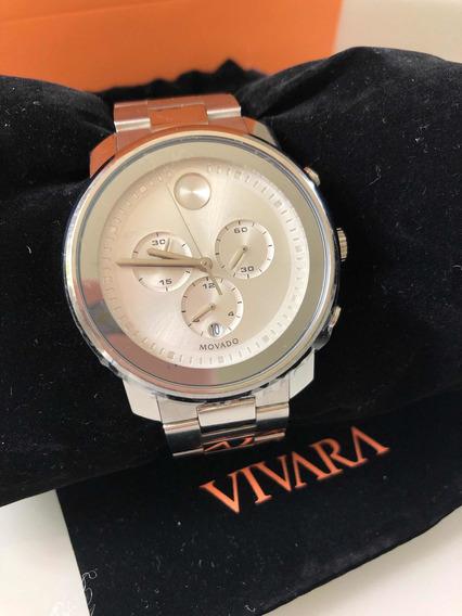Lindo Relógio Masculino Original/novo Marca Movado