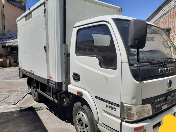 Qmc Camion Furgon Cronos 2013