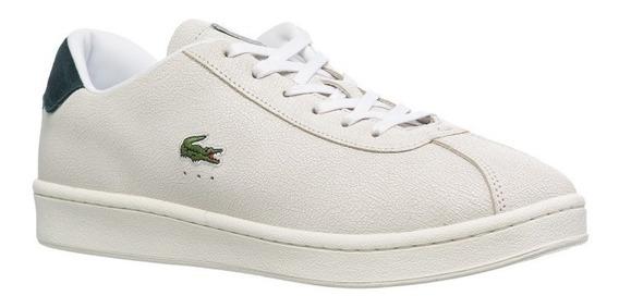 Zapatillas Lacoste Masters 319 6 Sma Blanco 1r5 I20