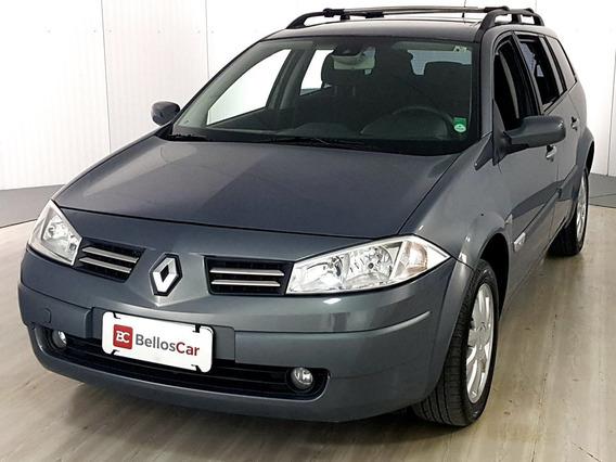 Renault Megane 1.6 Dynamique Grand Tour 16v Flex 4p Manu...