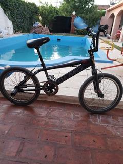 Bicicleta Olmo Bmx Rodado 20 Chilli Excelente Condición