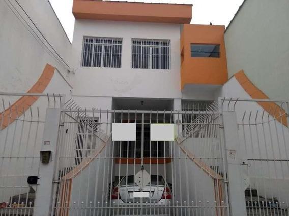 Sobrado Para Alugar, 527 M² Por R$ 10.000/mês - Alto Da Lapa - São Paulo/sp - So2033