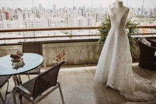 Vestido De Noiva Rosa Clará (espanha) Para Amaison