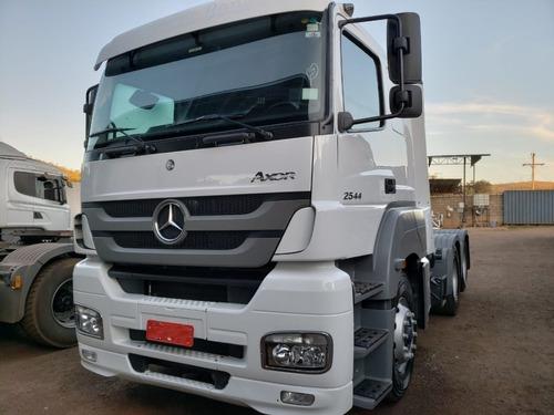 Mercedes-bens Axor 2544 6x2 Ano 2014/2014