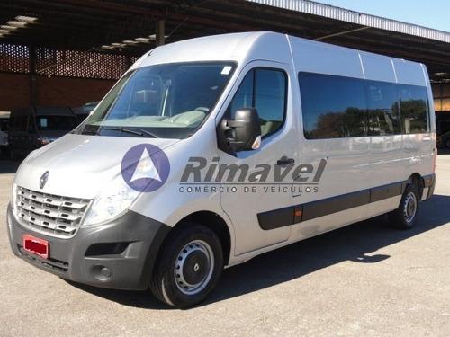 Van Renault Master Longa 17/18 L3 H2 16 Lugares