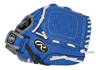 Guante De Beisbol Rawlings 10-1/2 (26.67 Cm), Azul/negro