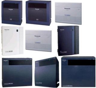 Instalacion De Conmutadores Panasonic