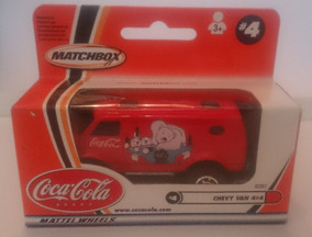 Matchbox 2002 Coca Cola Ford Transit