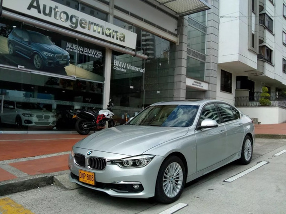 Bmw Serie 3 En Optimas Condiciones. Mod 2017, 23000km