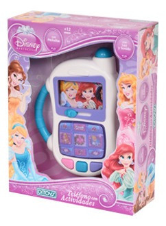 Princess Activities Phone