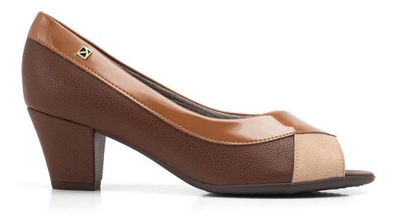 Sapato Feminino Piccadilly Macio Confortavel 714100