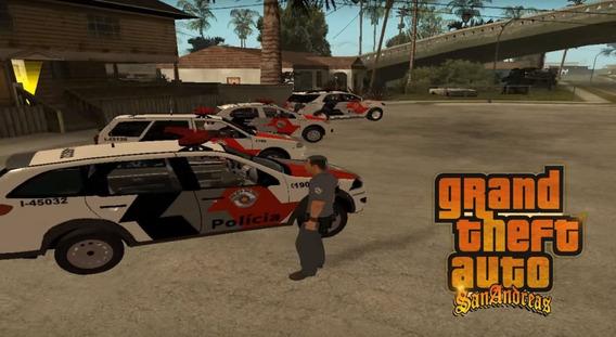 Gta Sa Mod Pack Polícia Pmsp Pc