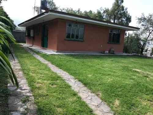 Bonita Casa Sola En Venta En La Purificacion Texcoco Solo Contado