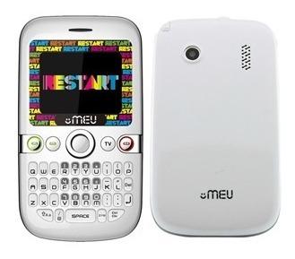 Meu Sn55tv - Dual Chip, Tv, Mp3, Vga, Bluetooth - Novo