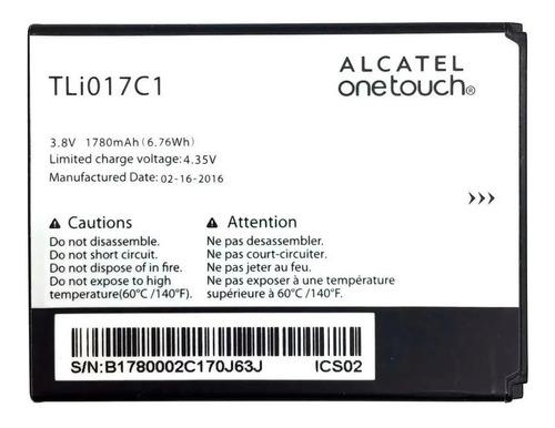 Bateria Pila Alcatel Tli017c1 Ot4060 Ot4060a