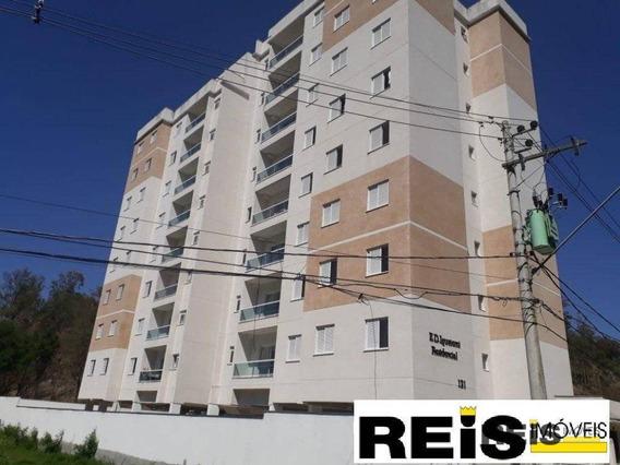 Apartamento Com 3 Dormitórios À Venda, 94 M² Por R$ 280.000 - Parque Morumbi - Votorantim/sp - Ap0008