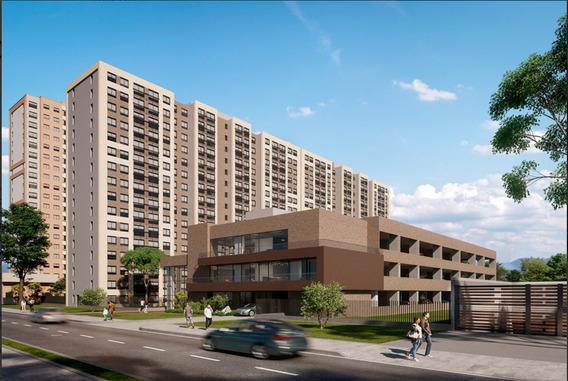 Apartamento En Venta Nuevo Colina Campestre Fr Ca Mls 20-666
