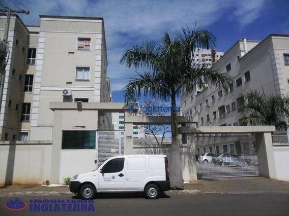 Apartamento Duplex Para Alugar, 89 M² Por R$ 850,00/mês - Jardim Vilas Boas - Londrina/pr - Ad0006