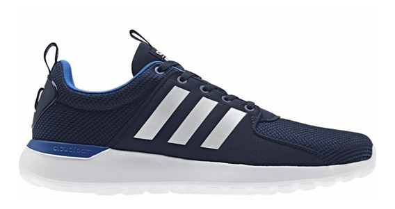 Adidas Neo Lite Racer Black Zapatillas en Mercado Libre