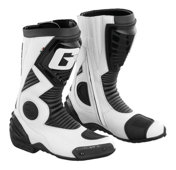 Botas Pista Gaerne G-evolution Five Blanco