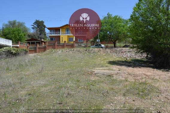Lote En Villa Del Lago Carlos Paz 540 M2. Servicios Escritura