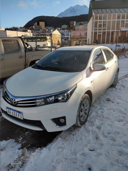 Toyota Corolla 2016 1.8 Xli Mt 140cv
