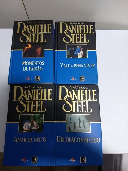 Coleção Danielle Steel(4 Livros)