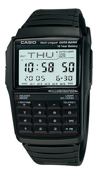 Casio Dbc 32-1 Relogio Databank 25 Calculadora Alarme Dbc32