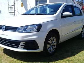 Volkswagen Gol 4p Sedán Trendline L4/1.6 Man