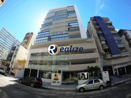 Apartamento De 2 Quartos Com Vista Para O Mar E Lazer Completo Na Praia Do Morro - Ap00945 - 69361737
