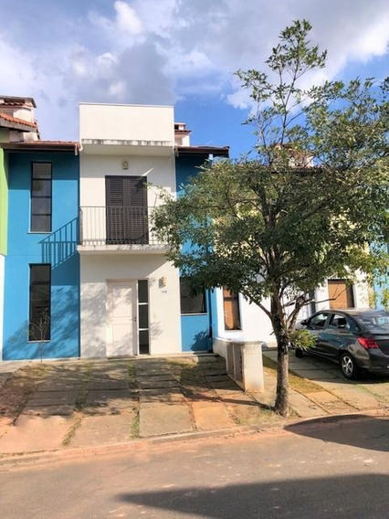 Casa Residencial Para Locação, The Way, Cotia - Ca2406. - Ca2406