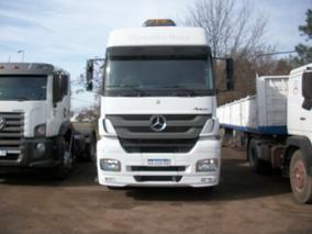 Mercedes Benz Axor 2035/tractor 0km .
