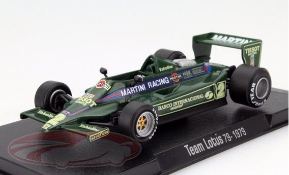 Carlos Reutemann - F1 - Lotus 79 - Não É Senna