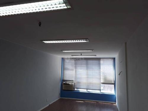 Imagem 1 de 8 de Sala, 33 M² Por R$ 370.000,00 - Icaraí - Niterói/rj - Sa2416