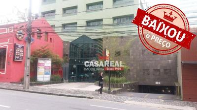 Sala Comercial À Venda, Batel, Curitiba - Sa0004. - Sa0004