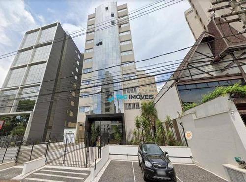 Salas Comercial Para Locação Com 265 Metros Quadrados No Cambuí Em Campinas - Sp. - Sa0160