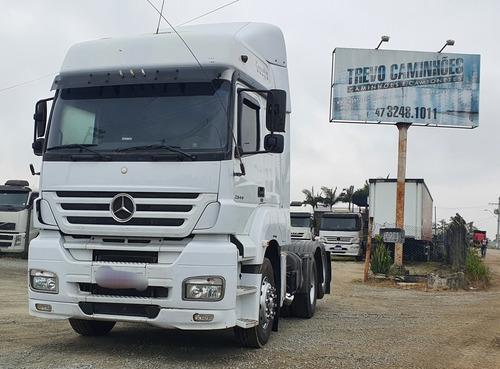 Imagem 1 de 8 de Mercedes-bens Axor 2544s Teto Alto