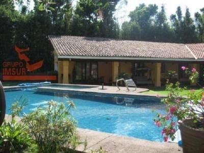 Casa Sola En Santo Domingo / Tepoztlán - Ims-18-cs