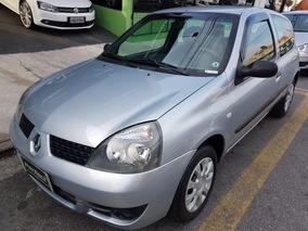 Renault Clio Authentique 1.0 16v Hi-flex