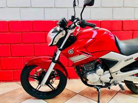 Yamaha Fazer 250 - 2014 - Financiamos - Km 58.000
