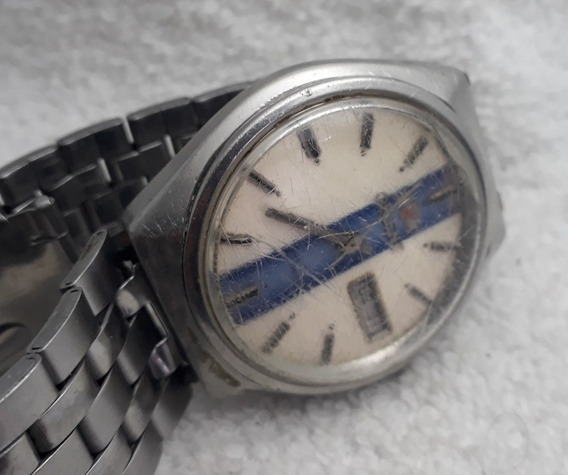 Relógio Orient Automático Para Revisar