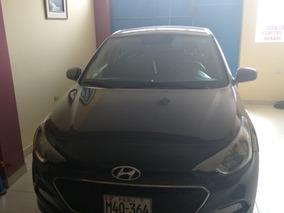 Hyundai I20 Hatchback Versión L - 2018