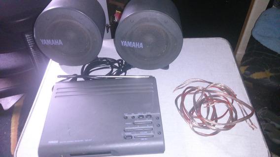 Rádio Yamaha Yst-r7 Am/fm Receptor (antigo Raro) Leia
